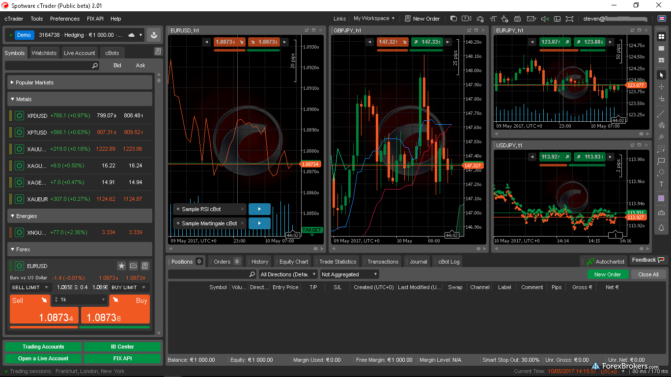 cTrader-Desktop-Windows-FXPRO